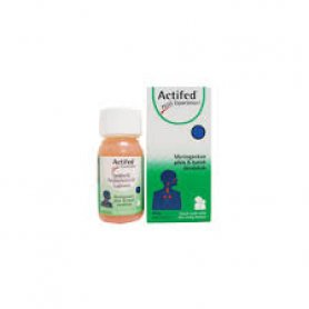 ACTIFED PLUS EXPECTORANT 60 ML